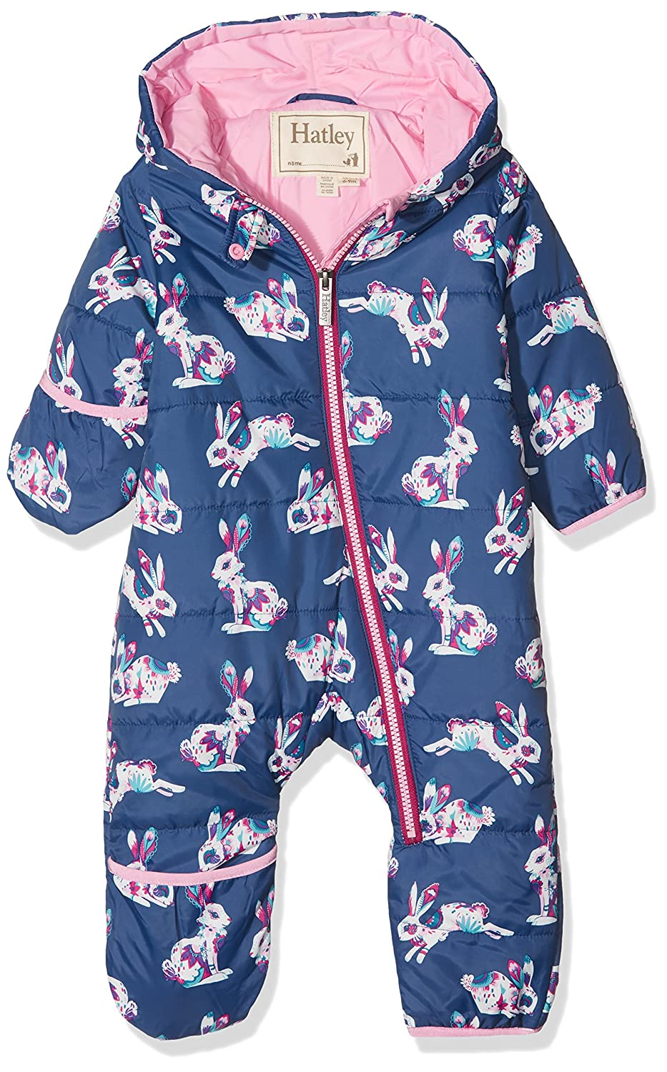 Hatley Baby Girls' Mini Winter Bundlers Snowsuit