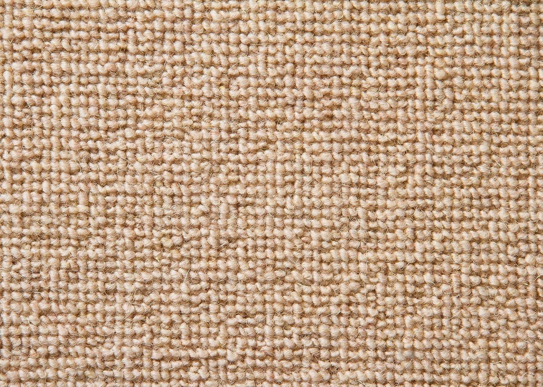 Designer Teppich Modern Cardiff Flachgewebe in Beige, Größe  140x200 140x200 140x200 cm 52b8c4