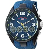 U.S. Polo Assn. Men's Analog-Quartz Watch with...