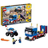 LEGO Creator 3in1 Mobile Stunt Show 31085 Building Kit (580 Piece)
