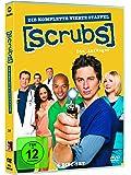 Scrubs: Die Anfänger - Die komplette vierte Staffel [4 DVDs]