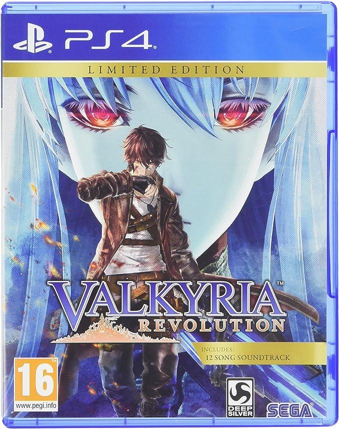 Valkyria Revolution Edición Limitada (PS4): Amazon.es: Juguetes y juegos