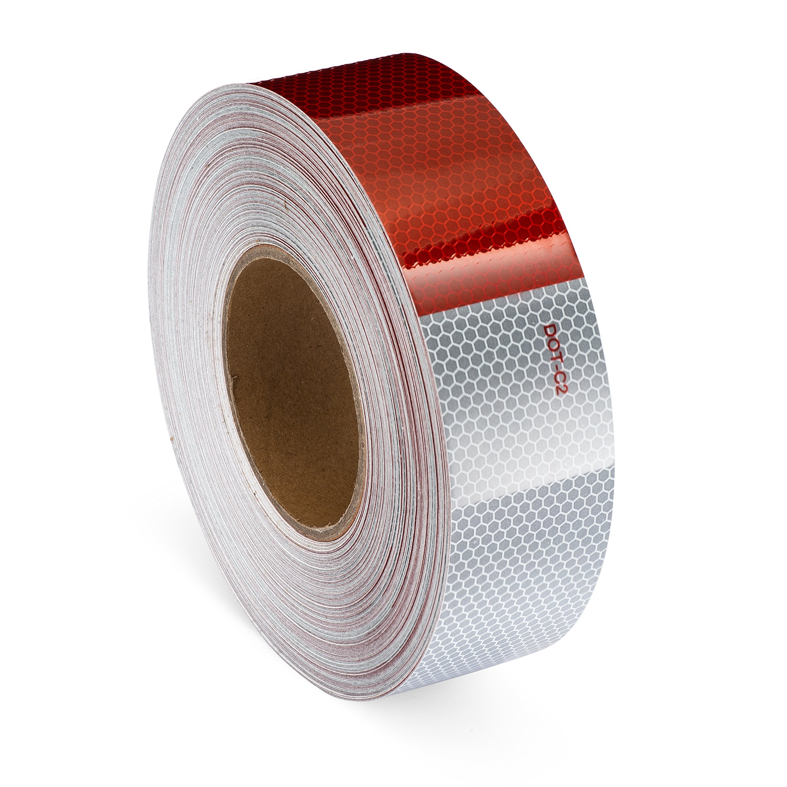 2''x150' DOT-C2 Reflective Tape, conspicuity tape, DOT tape