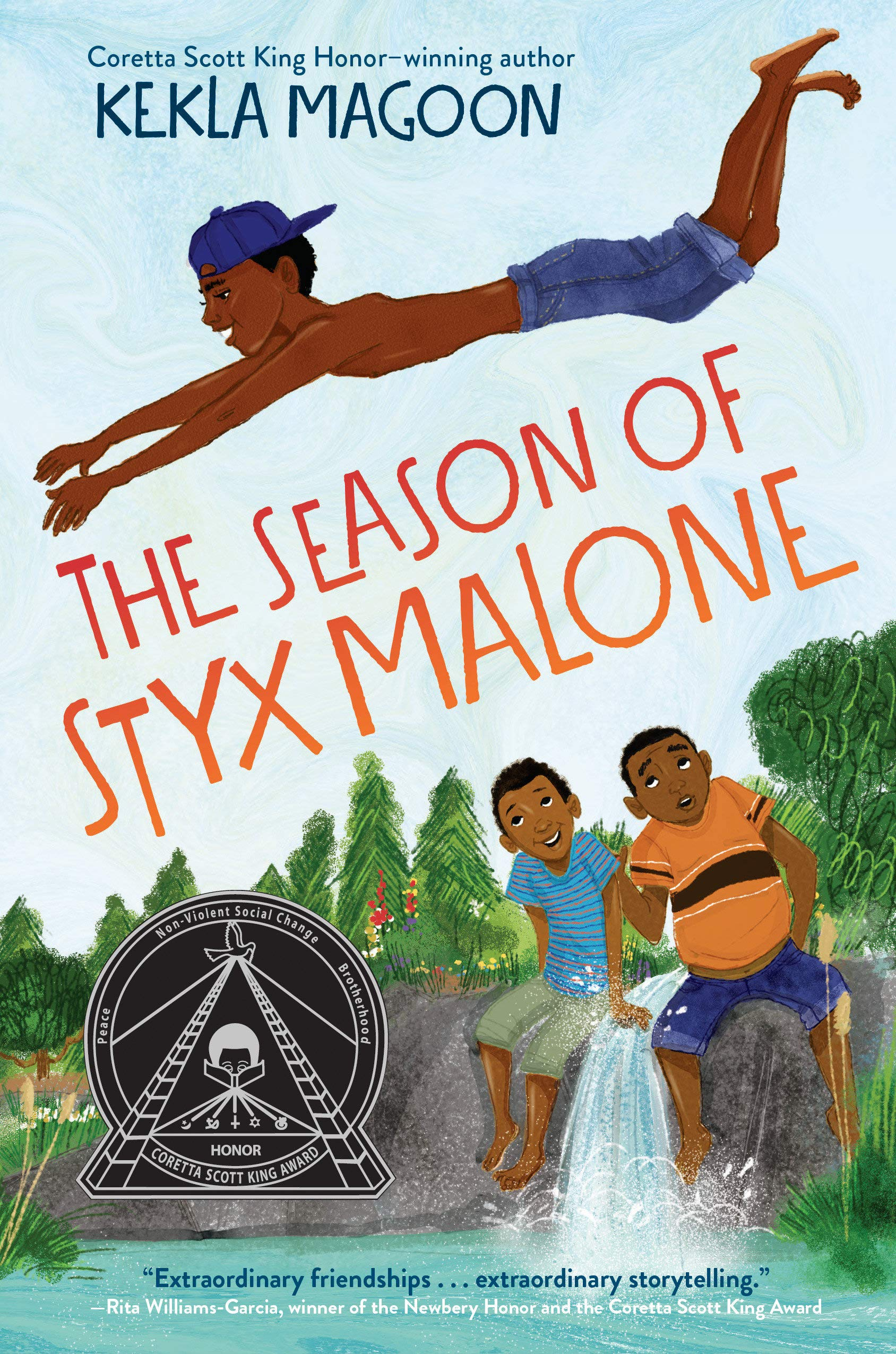 The Season of Styx Malone: Magoon, Kekla: 9781524715960: Amazon.com: Books