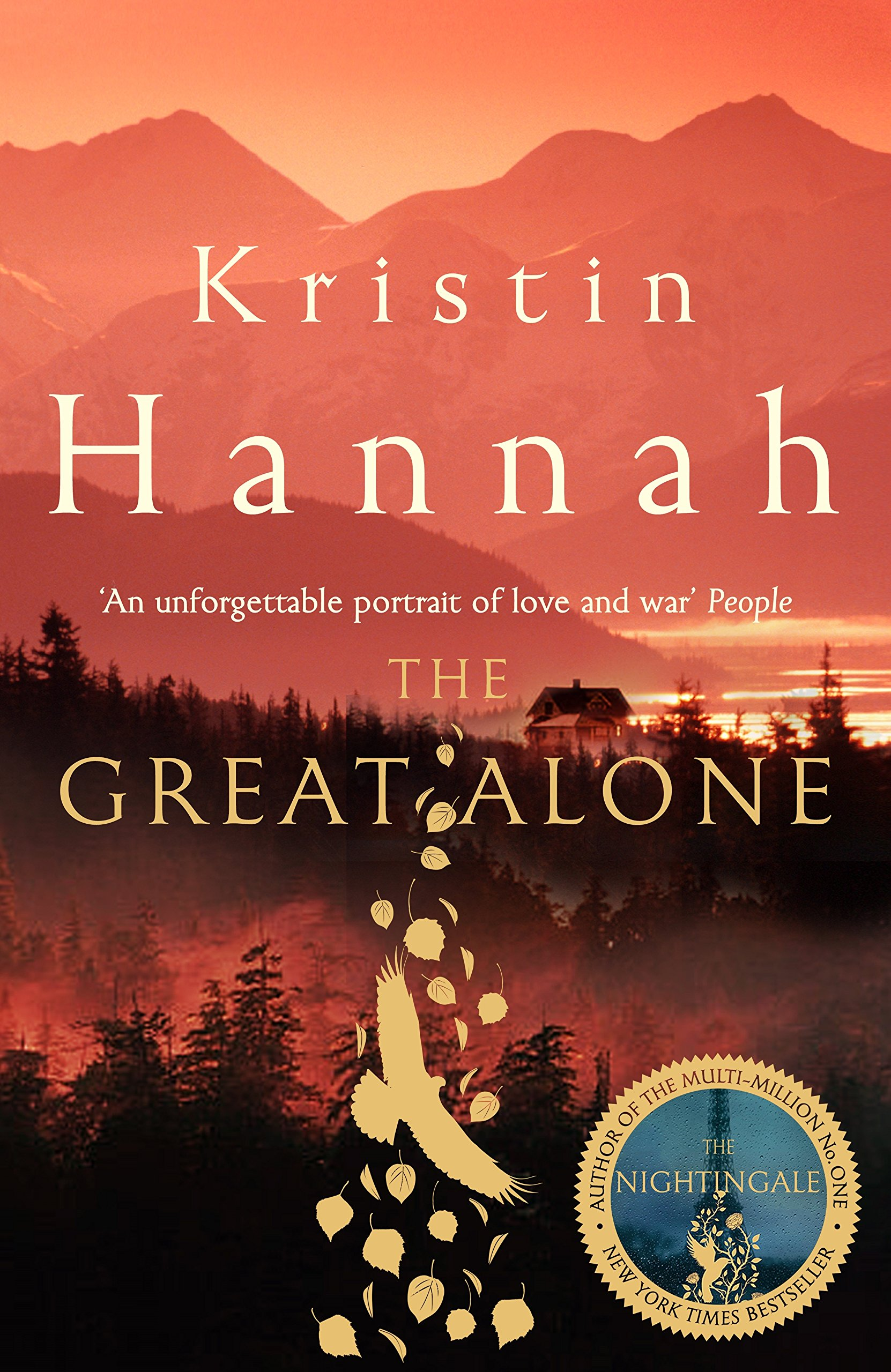 """Book Review: """"The Great Alone"""" by Kristin Hannah"""