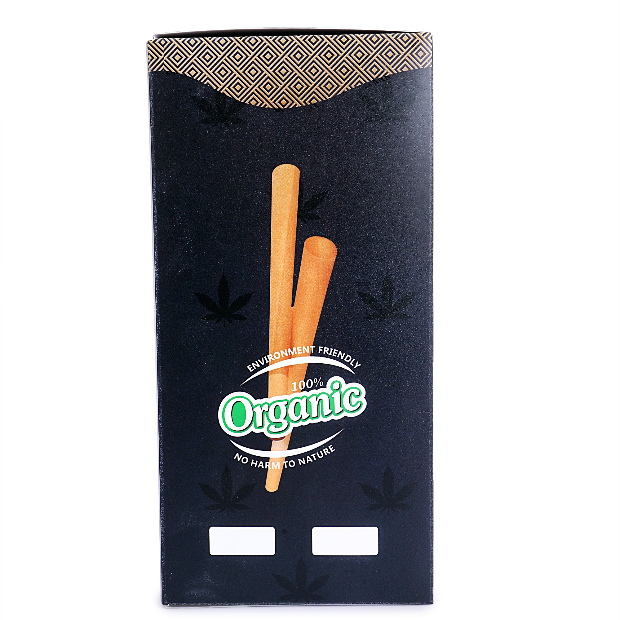 Malana Pre Rolled Cones - King Size 800 Count (Natural Brown Paper) 109/26 by Roll With Us Depot (Image #3)