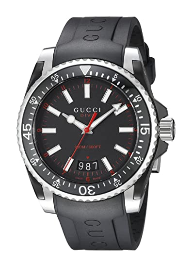 0b4ffd66347 Gucci YA136303 Men s Dive Wrist Watches