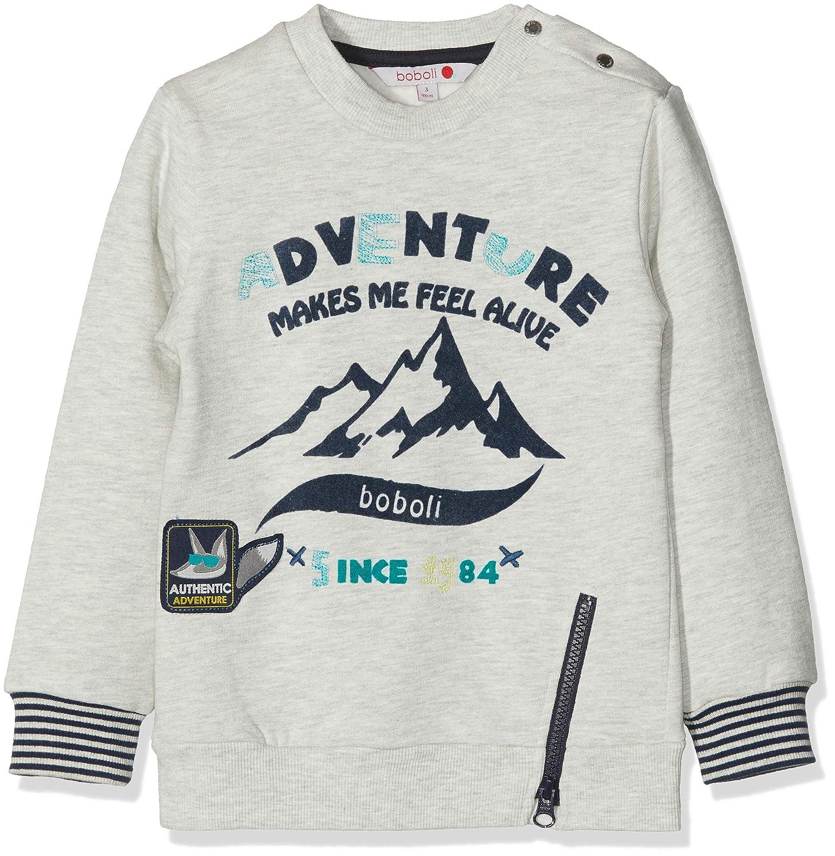 boboli Fleece Sweatshirt For Baby Boy, Sudadera para Bebés Bóboli 336068