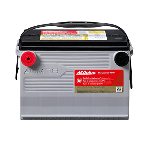 ACDelco 78AGM Professional AGM Group 78 Battery