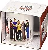 Big Bang Theory - Tazza in ceramica con la foto del cast di TBBT