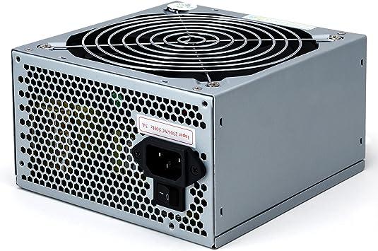 650 Watt Pc Netzteil Atx 140mm Lüfter Sehr Leise Ultra Silent