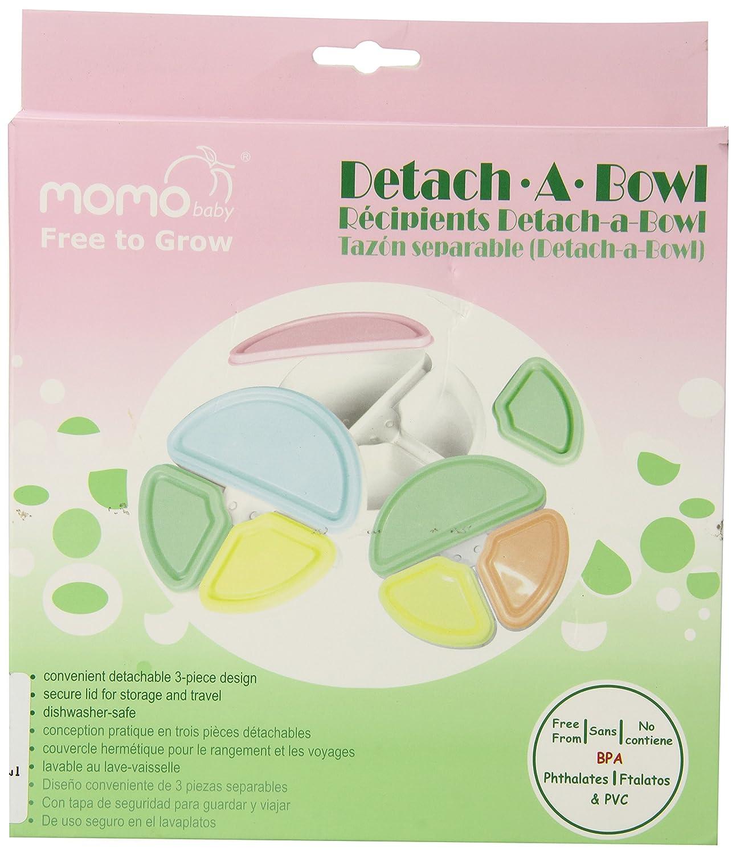 品揃え豊富で Momo Baby Momo Baby Detach-A-Bowl, Pink by Momo by Baby B003C8YQ20, オーディオ逸品館:273fef57 --- a0267596.xsph.ru