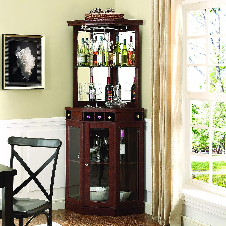 Home Source DC03 AMV Wine bar, Mahogany