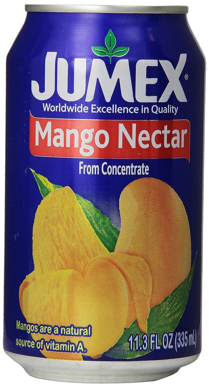 Jumex Mango Nectar, 11.3-Ounce (Pack of 24)
