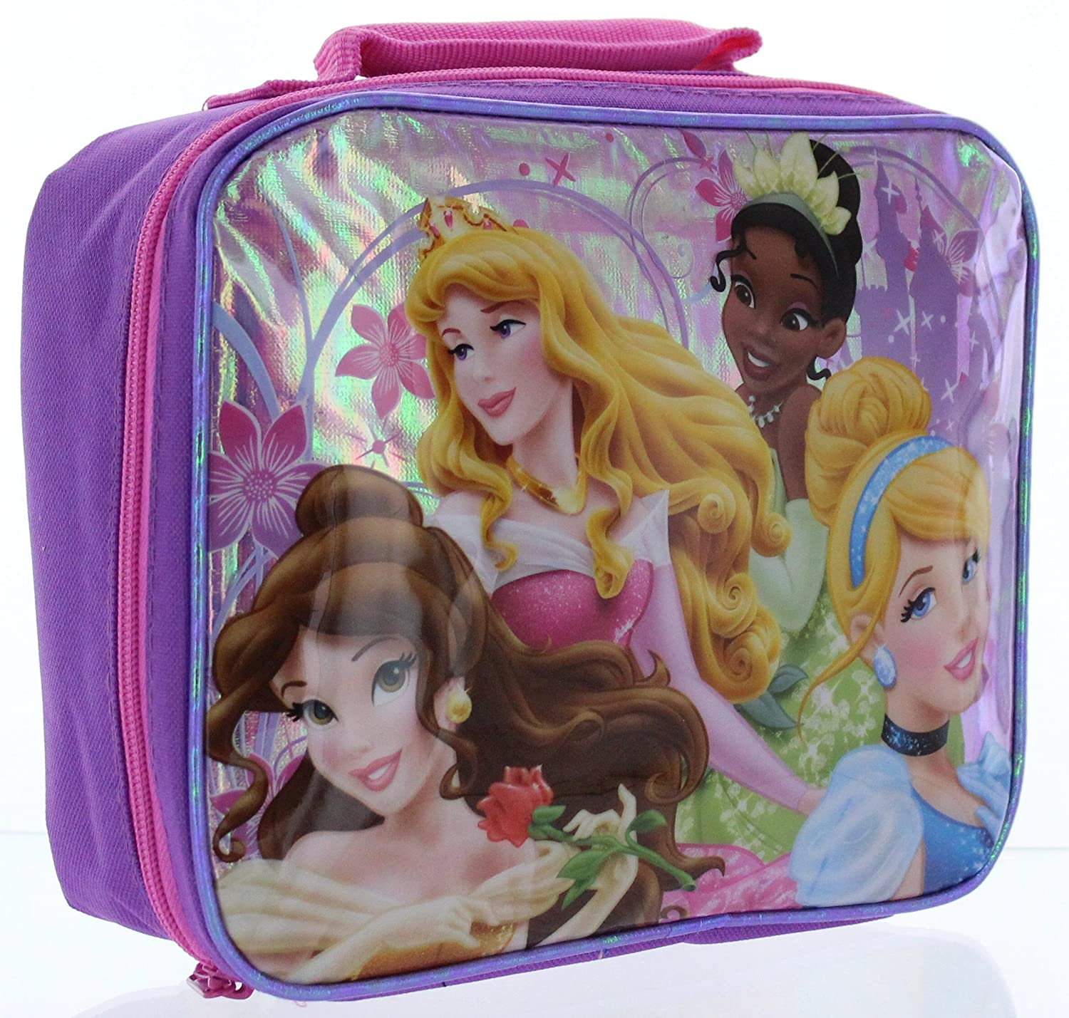 650c759440a1 Disney Princess Insulated Lunch Bag - Lunch Box