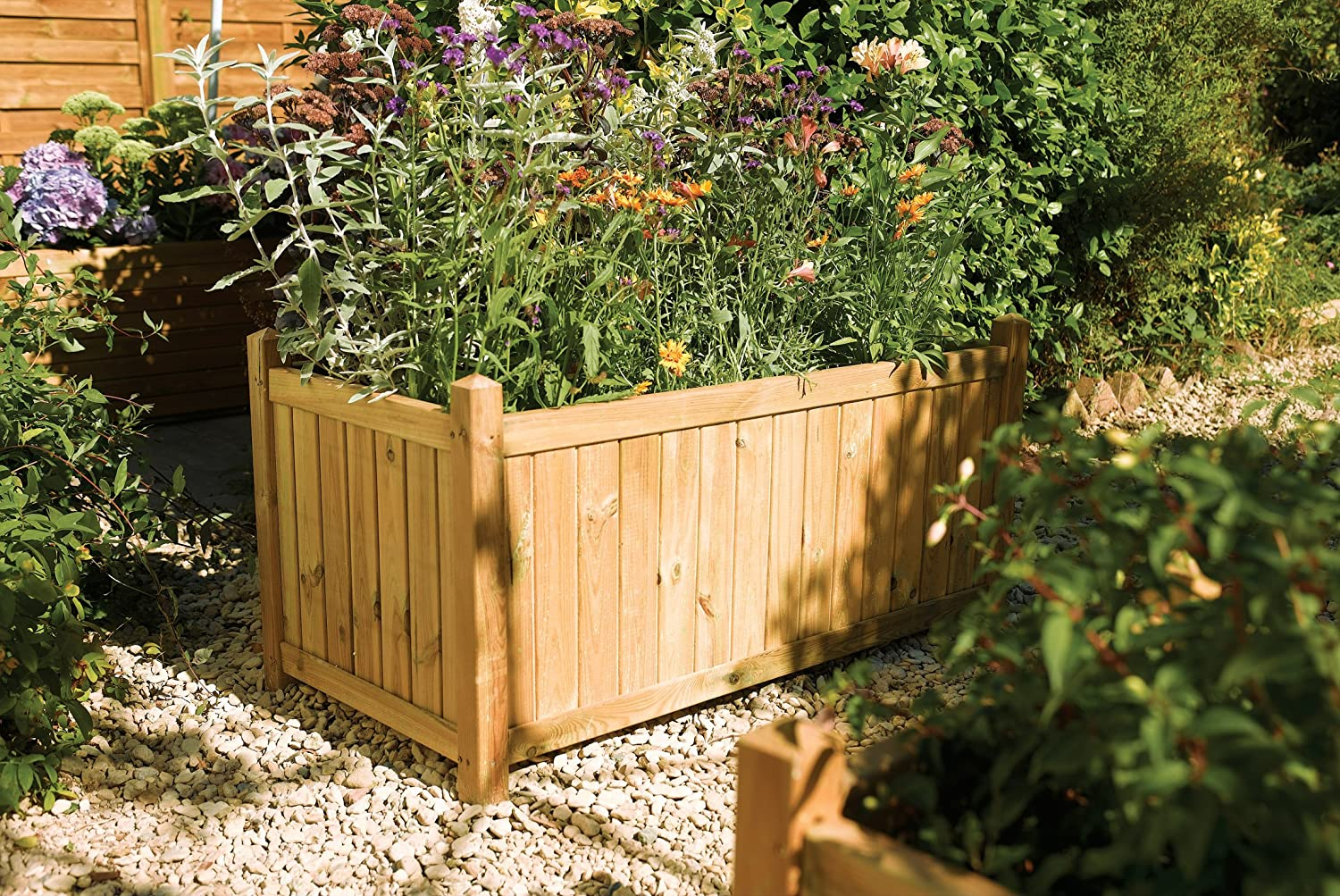 Rowlinson Rectangular Planter A064