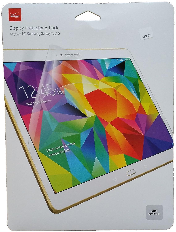 Verizon傷防止スクリーンプロテクターfor Samsung Galaxy Tab S 10.5
