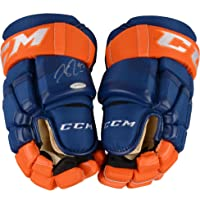 $999 » Connor McDavid Edmonton Oilers Autographed CCM Game Model Hockey Gloves - Upper Deck - Fanatics Authentic Certified