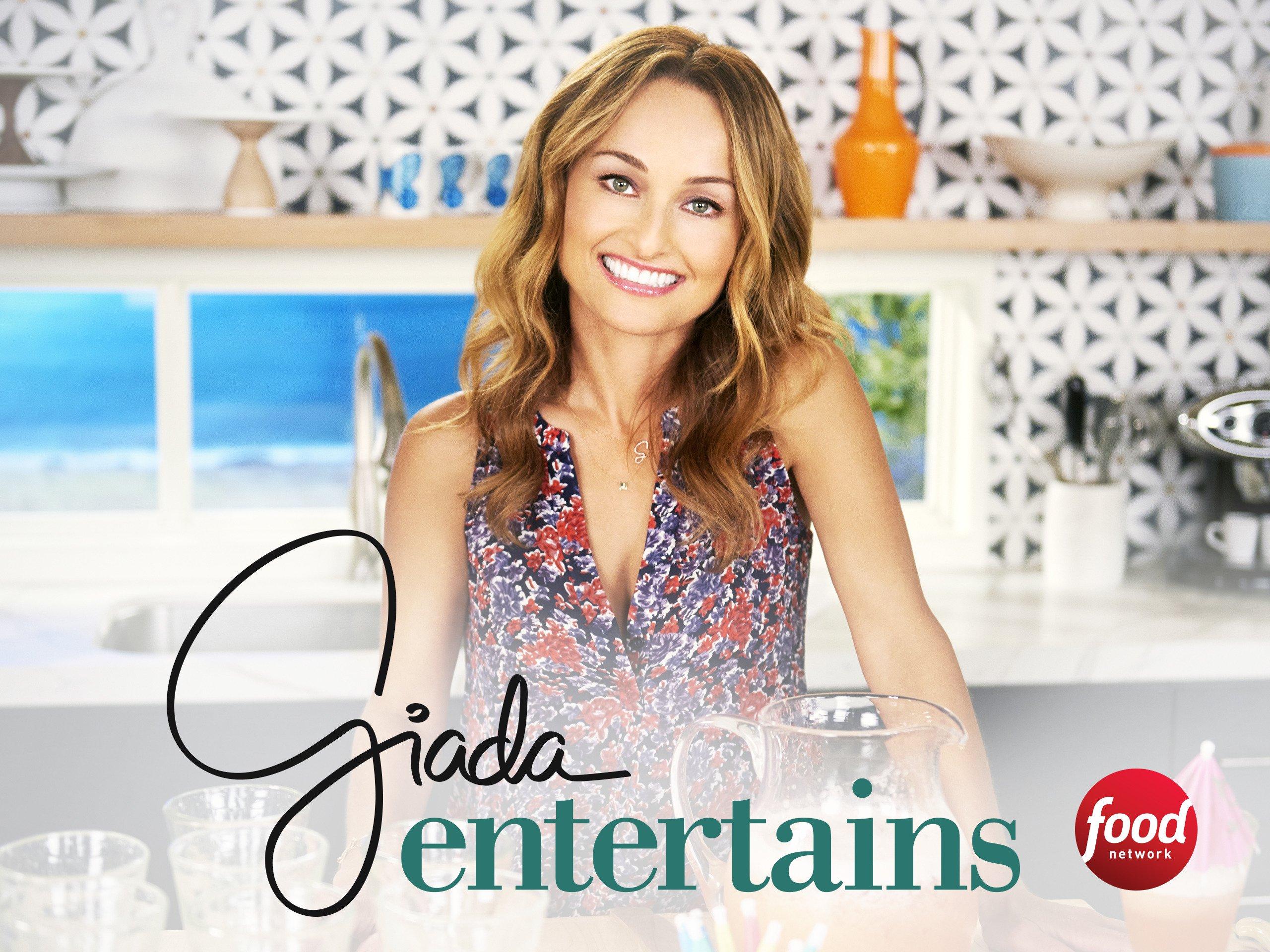 giada entertains food network