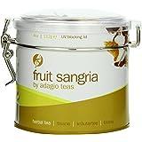Adagio Teas Clear-Top Tin Herbal Tea, Fruit Sangria, 4 Ounce