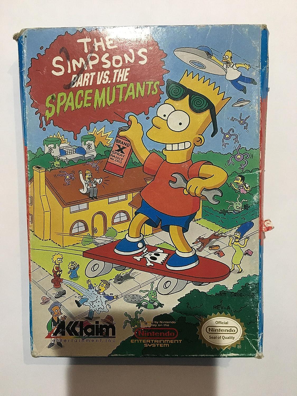 Original Game Cases & Boxes Beautiful Ds Case bart Simpson