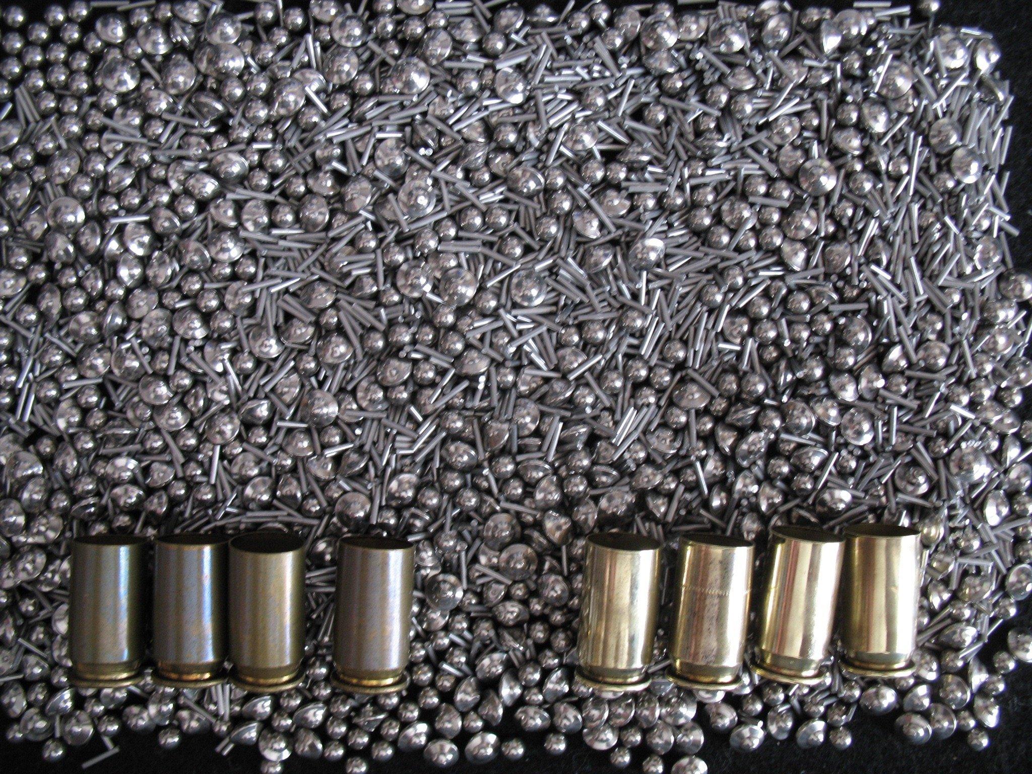 Tumbling Media 2 lb bag Jeweler's Mix Type 3 (3 shapes & Sizes) by Ball Baron