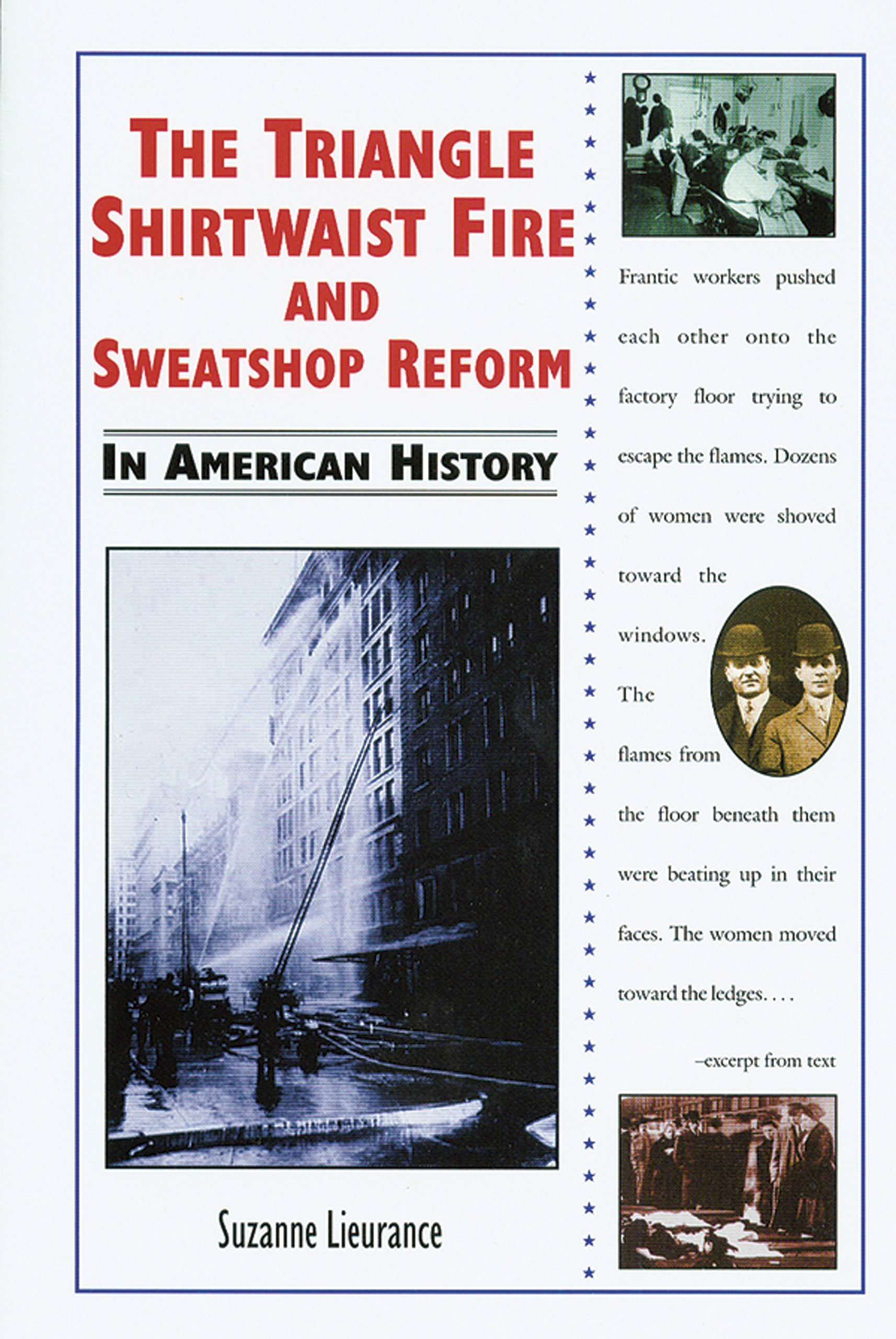 The Triangle Shirtwaist Fire and Sweatshop Reform in American History ebook