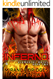 Inferno: An Alien Warrior Romance (Elemental Mates Book 2)