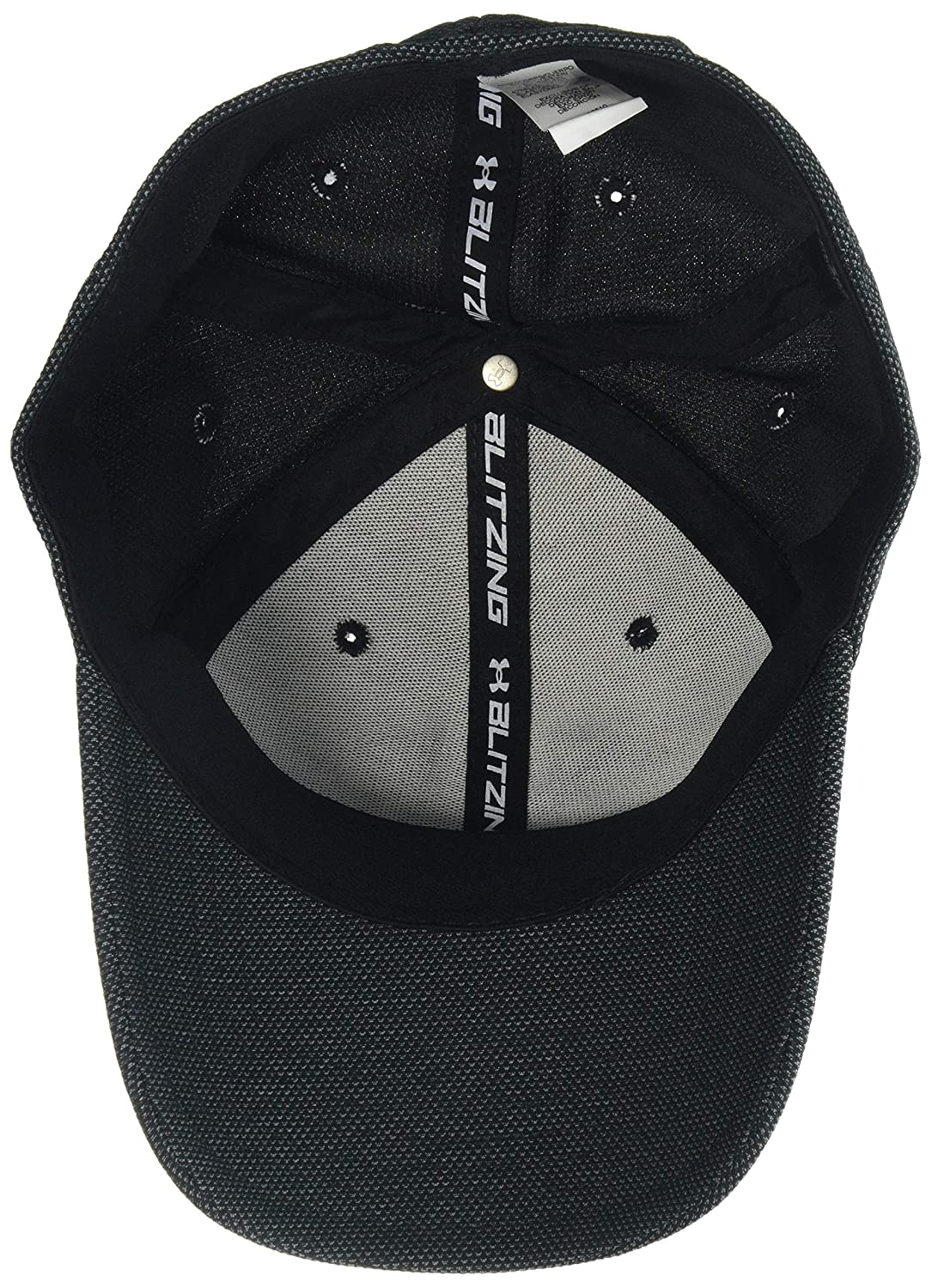 detailed look 44848 ca53d Amazon.com  Under Armour Men s Heathered Blitzing 3.0 Cap  Clothing