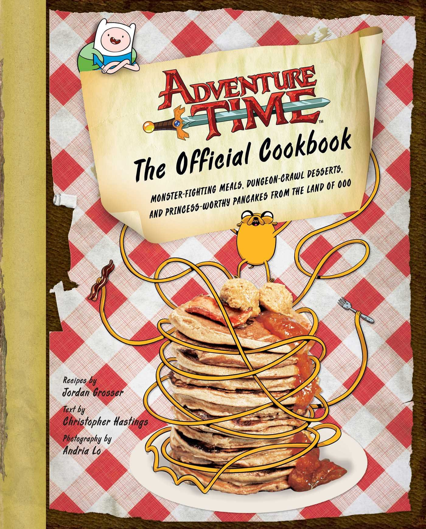 Adventure time the official cookbook jordan grosser christopher adventure time the official cookbook jordan grosser christopher hastings 9781608876433 amazon books forumfinder Image collections