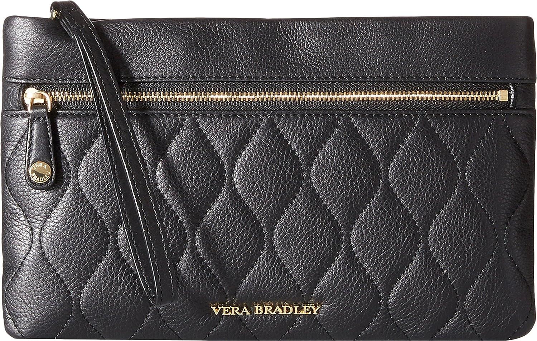 Vera Bradley Women's Quilted Mia Wristlet