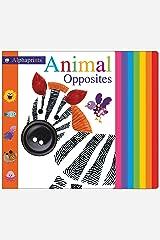 Alphaprints: Animal Opposites Kindle Edition