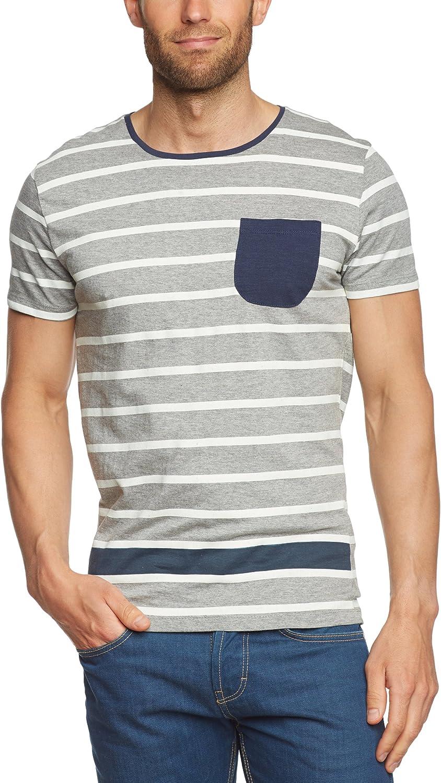 BLEND - Camiseta para Hombre, Talla 41, Color Beige (Nude Sand): Amazon.es: Ropa y accesorios