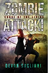 Zombie Attack! Curse of the Living (Book 2) Kindle Edition