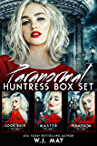Paranormal Huntress BOX SET #1-3: Fairy Fantasy Time Travel (Paranormal Huntress Series Book 7)