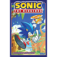 Sonic the Hedgehog Vol. 1: ¡Consecuencias! (Sonic The Hedgehog, Vol 1: Fallout! Spanish Edition) (Sonic The Hedgehog (2018-))