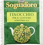 Sognid'Oro - Infuso Finocchio, Riduce Il Gonfiore Addominale - 40 G  20 Filtri