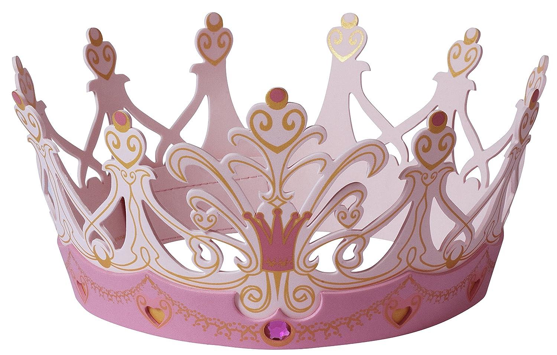gran Elfenprinzessin Liontouch 25107 Corona Reina Rosa Rosa Reina // Corona