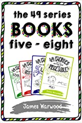 The 49 Series: Books 5 - 8 (The 49... Series) Kindle Edition