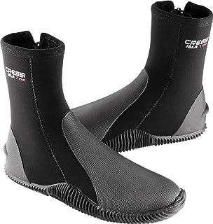 118c0f7bba18 Neo Sport Wetsuits Premium Neoprene 3mm Low Top Pull On Boot  Amazon ...