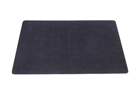 Sottomano Scrivania Verde : Sottomano da scrivania 65 x 40 cm navy : amazon.it: cancelleria e
