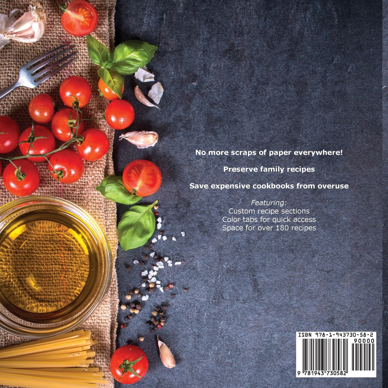 Fill in recipe book roho4senses fill in recipe book forumfinder Image collections
