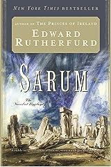 Sarum: The Novel of England Paperback