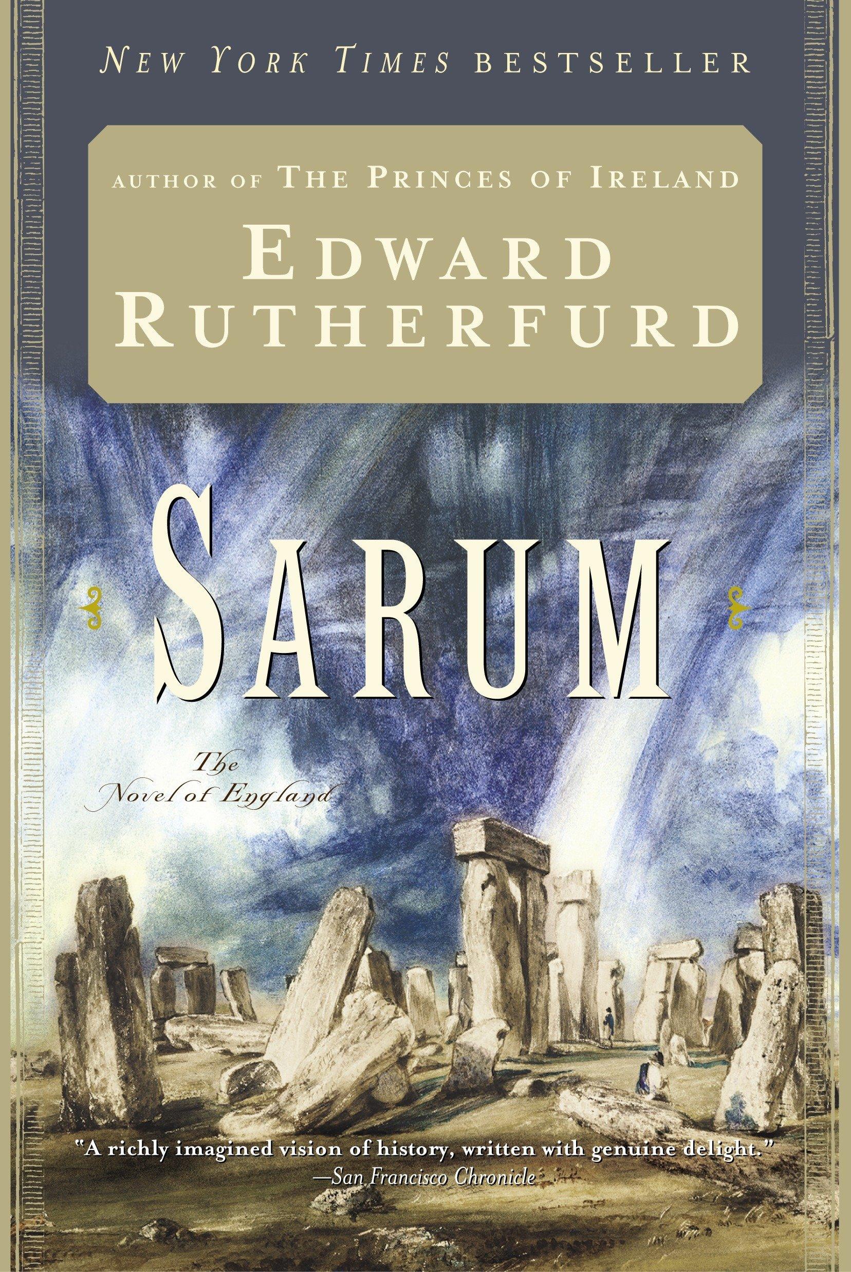 Sarum: The Novel of England: Amazon.es: Edward Rutherfurd: Libros en idiomas extranjeros