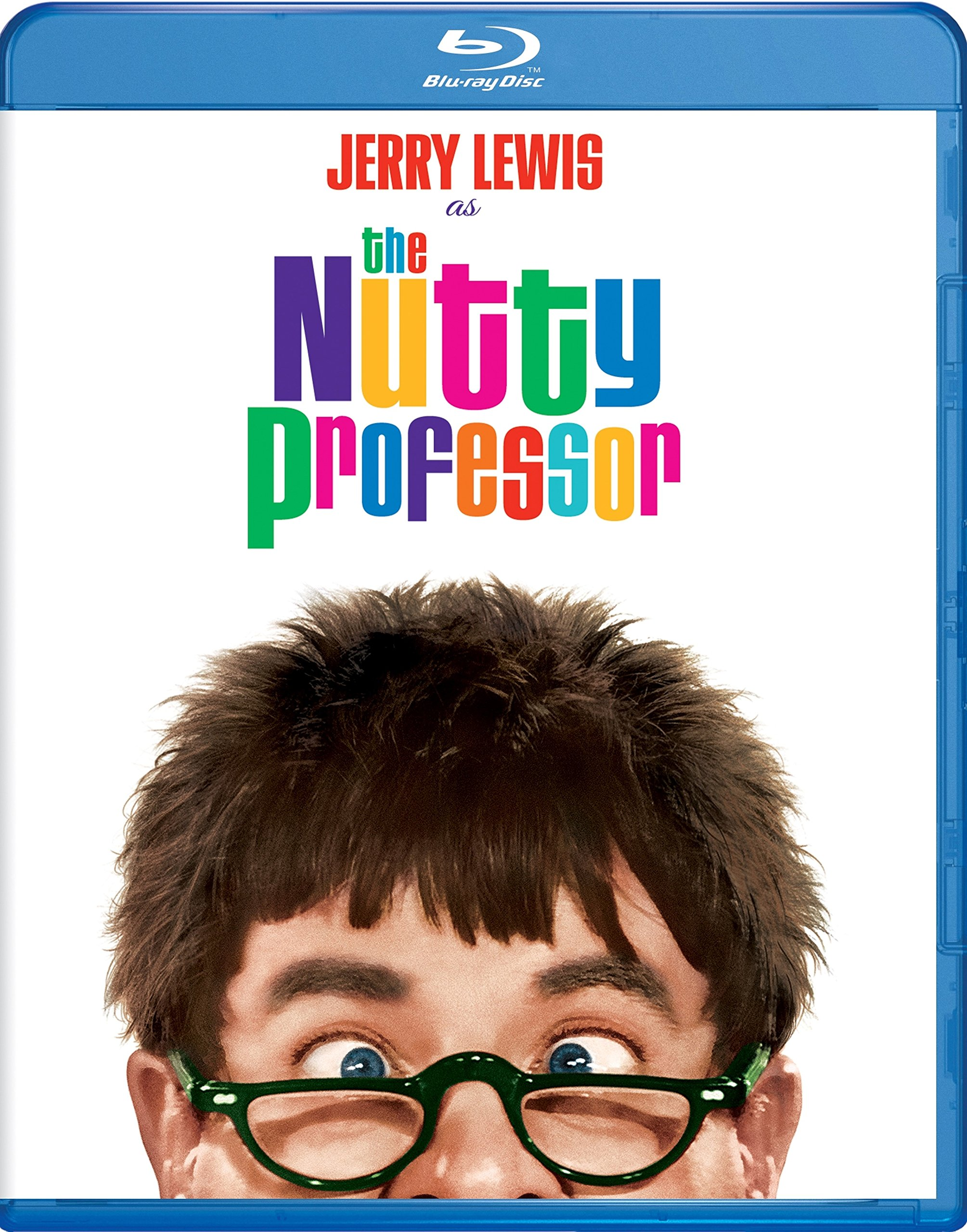 Blu-ray : The Nutty Professor (Widescreen, Digital Theater System, Mono Sound)