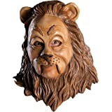 Wizard of Oz Deluxe Latex Mask, Cowardly Lion