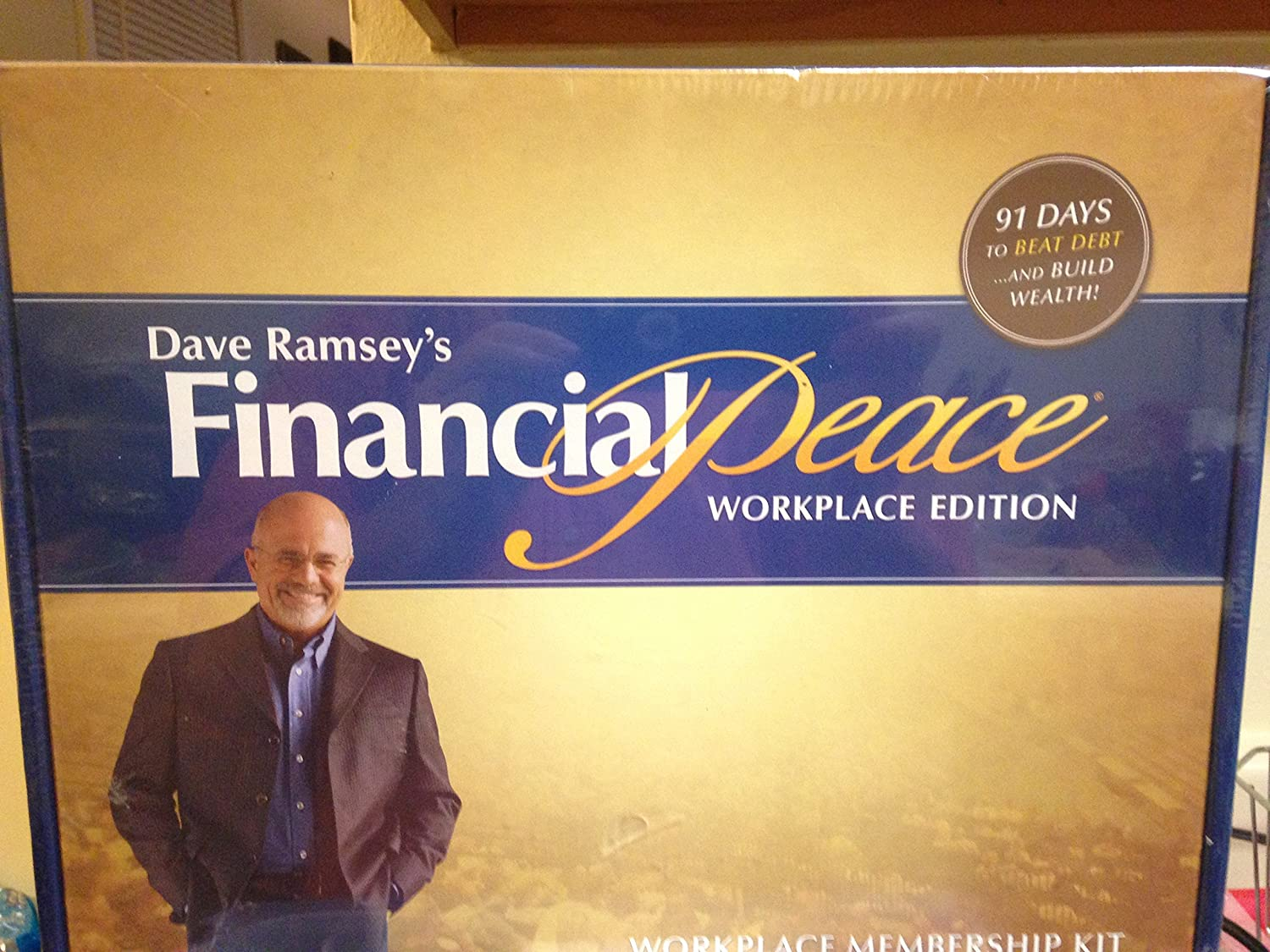 Amazon.com: Dave Ramsey's Financial Peace Workplace Edition ...