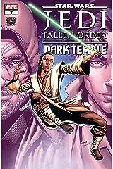 Star Wars: Jedi Fallen Order – Dark Temple (2019) #3 (of 5) Kindle Edition