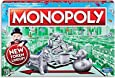 MONOPOLY - Classic - 2 to 6 Players - Family Board Games - Ages 8+