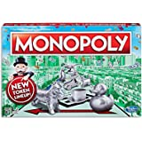 Monopoly Classic - Family Board Game - Ages 8+